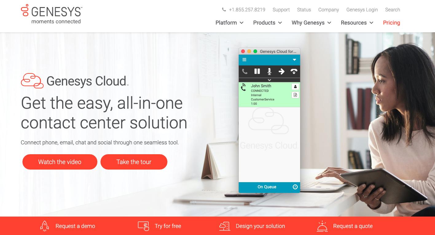 PureCloud for ChromeをPureCloudしたWebページへのスクリーンポップ