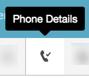 この画像は[電話の詳細]アイコンを示しています。
