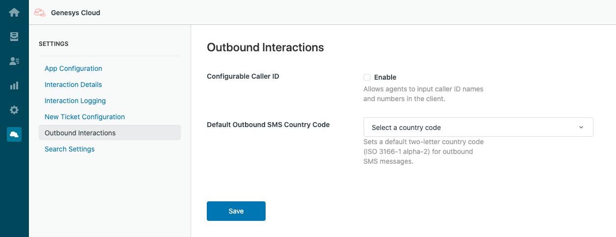 PureCloud for Zendeskアウトバウンドインタラクションの設定